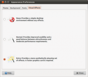 Langkah yang harus dilakukan setelah instalasi ubuntu 10.10 (Maverick Meerkat) C5cfakepath5cappearancepreferences_002